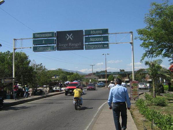 La situación de la frontera colombo – venezolana es crítica