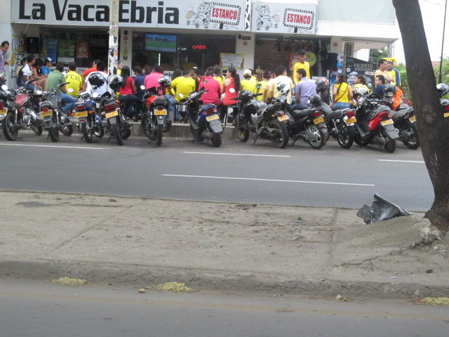 Restricción para circulación de motos va en serio