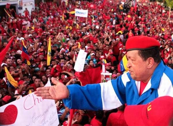 Los aciertos-soluciones de la izquierda. Chavez