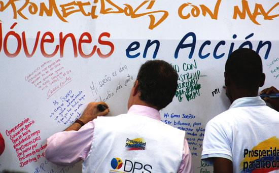 Cuatro instituciones atenderán a Jóvenes en Acción, en Cúcuta