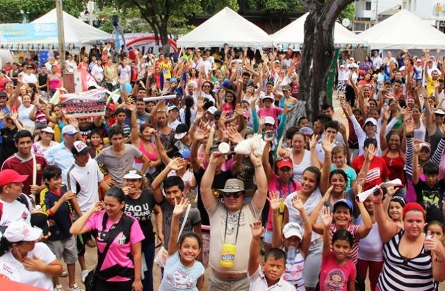 Cucuteños respondieron a 'Feria de la Legalidad'