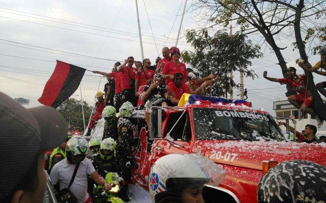 FÚTBOL DE PRIMERA. Cúcuta abre en la Liga como local contra Júnior