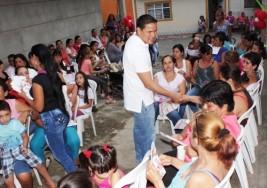 CANDIDATO A LA ALCALDÍA. Duplicar inversión social en Atalaya: Acevedo