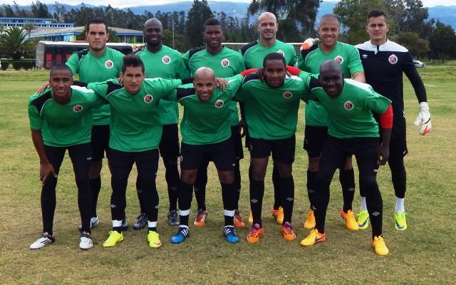 FÚTBOL DE PRIMERA. Cúcuta Deportivo disputará cuadrangular en Bucaramanga