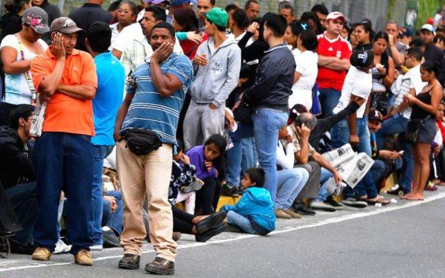 CRISIS EN VENEZUELA - 7