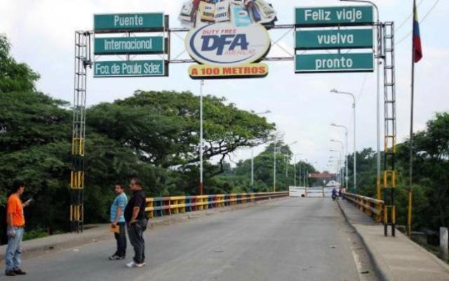 FRONTERA COLOMBO - VENEZOLANA - 3