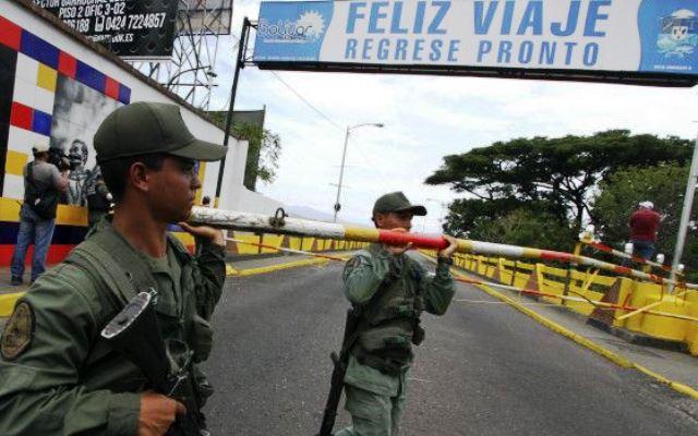 FRONTERA COLOMBO - VENEZOLANA - 4