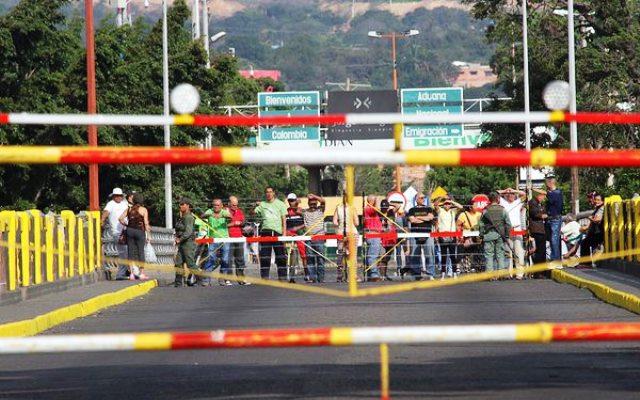 FRONTERA COLOMBO - VENEZOLANA - 5