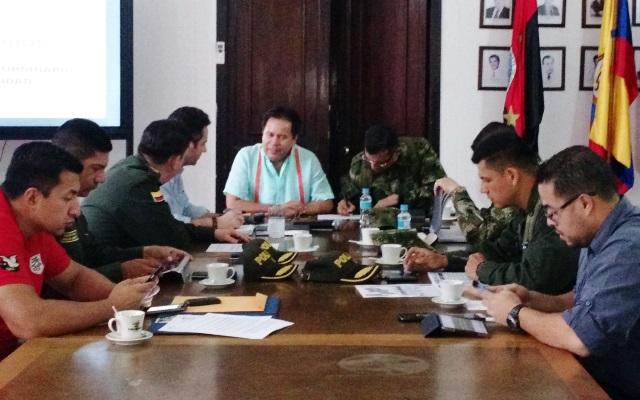 Consejo de seguridad extraordinario convocado ante anuncio del Eln.