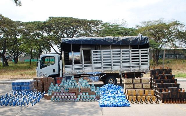 El problema del contrabando afecta las rentas de Norte de Santander.