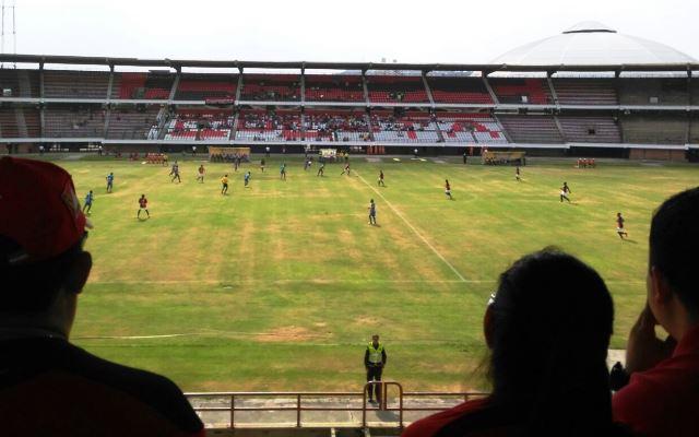 LOs seguidores del Cúcuta Deportivo viven de nuevo la vergüenza de la B.