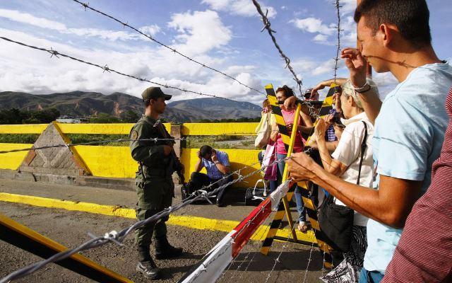 COLOMBIA-VENEZUELA-BORDER-CLOSURE