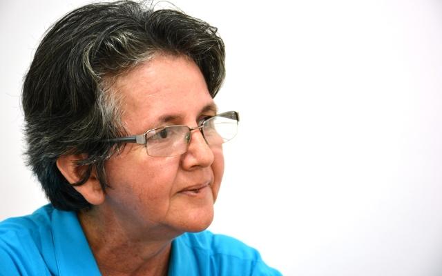 El lunes se entregará el premio a la Mujer Cafam - 2016. La hermana Luz Carrero es una de las 20 candidatas.