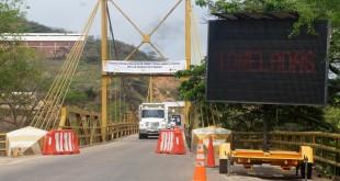 La Concesionaria San Simón tendrá la responsabilidad de garantizar la circulación mediante la instalación de vallas