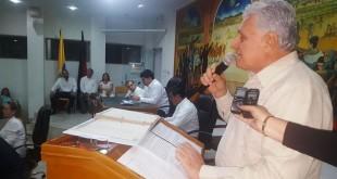 El Plan de Desarrollo fue socializado con la comunidad de las zonas  rural y urbana, con los jóvenes y con las etnias.
