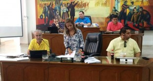 """""""El objetivo es socializar ante el Concejo de Cúcuta el Plan de Desarrollo y someterlo a nuevos ajustes """", dijo Telésforo Blanco."""