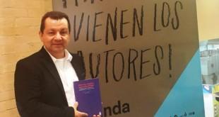 El libro reposará en la biblioteca Eduardo Cote Lamus.