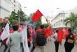 Así se recordó una vez más en la capital de Norte de Santander, el Día del Trabajador.