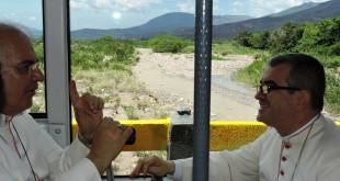 Los obispos calificaron como oportuna la reunión con el Gobernador y anunciaron un próximo encuentro en Cúcuta.