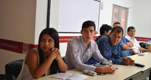 Los estudiantes al finalizar el acompañamiento adelantaron una autoevaluación donde reconocieron la importancia para el desempeño profesional del proceso adelantado con los empresarios.