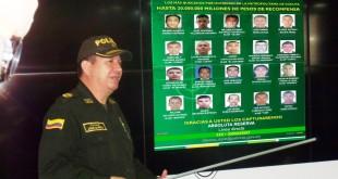 Contra los 20 indiciados, uno de nacionalidad venezolana, juzgados locales expidieron órdenes de captura.