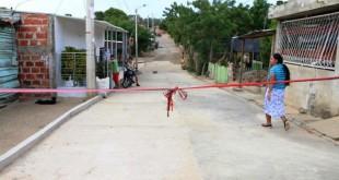 La Secretaría de Infraestructura invitó a los cucuteños a vincularse al programa y les recordó que a diario se reciben solicitudes para pavimentar las vías.