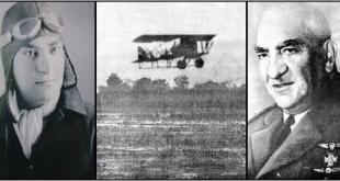 El primer avión se trató de un Caudron G-3, costó $ 6000. Lo armó en Maracaibo (Venezuela), pues quería llegar volando a Colombia.