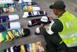 El trabajo interinstitucional hizo parte de la ofensiva operativa para atacar el contrabando en todas las modalidades.
