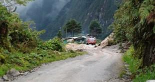 Los desplazamientos entre Norte de Santander y Arauca generan riesgo, sobre todo cuando llueve.