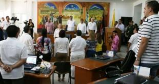 En los próximos días se determinará el orden del control político a los funcionarios municipales.