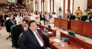 El Gobernador resaltó el trabajo liderado por la Asamblea para llevar un mensaje de paz a cada uno de los habitantes del departamento.