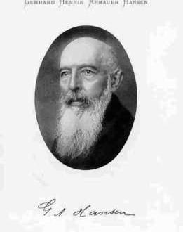 En 1879, era capaz, mediante el uso de técnicas mejoradas, de mostrar los bacilos en gran número en las células. Creía firmemente que eran el agente etiológico de la lepra.