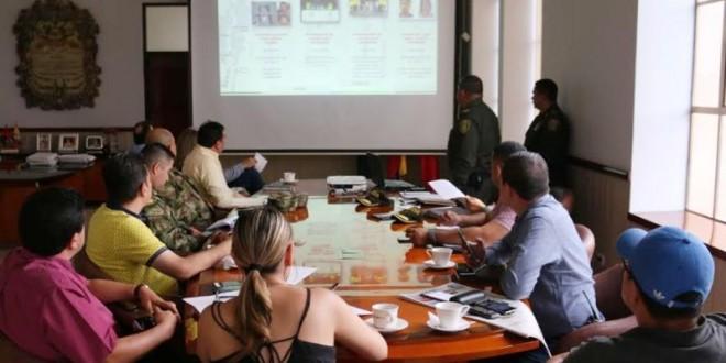 El Consejo de Seguridad conoció el balance sobre los índices de criminalidad en la ciudad durante el 2016.