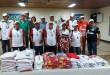 Los patrocinadores de las delegaciones de Norte de Santander entregaron los uniformes oficiales para las competencias.