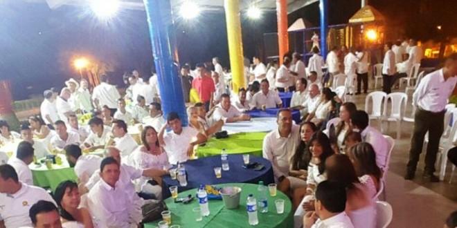 La noche de clausura se convirtió en la fiesta de la camaradería y las anécdotas de los juegos.