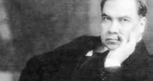 En París entré en contacto con los poetas parnasianos y simbolistas, abandoné el provincialismo por una poesía de la universalidad.