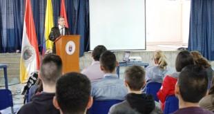 El sueño del presbítero José Rafael Faría sigue orientado a formar nuevos profesionales.