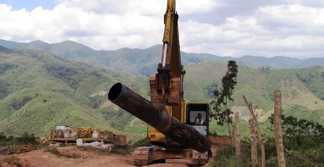 En lo corrido del 2017 el país ha dejado de producir más de 900.000 barriles de petróleo por las 28 voladuras ocasionadas por la guerrilla del Eln. / Foto: PRENSA ECOPETROL