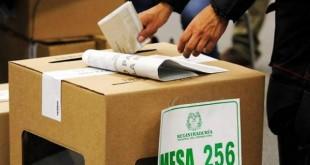 El censo electoral podría modificarse principalmente en los departamentos de frontera.