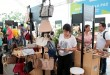 En la exhibición empresarial y comercial 86 campesinos y artesanos ofertaron productos típicos e innovadores. /   Foto: PRENSA GOBERNACIÓN