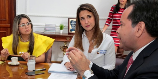 En Norte de Santander se mantendrán vivas las esperanzas de ver concretadas esas ideas plasmadas en documentos. /   Foto: PRENSA GOBERNACIÓN