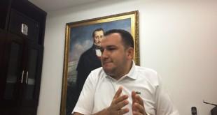 """""""Soy un defensor de la democracia y creo en las instituciones"""".  Foto: www.contraluzcucuta.co"""