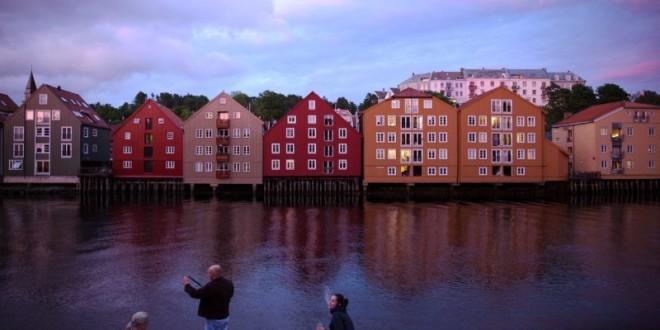 Noruega, que el año pasado estaba en la cuarta posición en el índice de felicidad mundial, ahora encabeza la lista.  / Foto Damon Winter/The New York Times