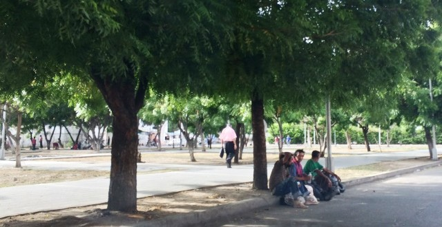 La mayor concentración de habitantes de calle se da en los parques Lineal, Antonia Santos, Mercedes, Santander y Colón, el Barrio Chino, alrededor de las recicladoras y el puente colgante. / Foto: ARCHIVO