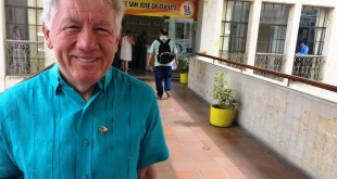Voy a ser el próximo gobernador rotario, estoy en la preparación, voy a manejar media Colombia. / Foto: Especial para www.contraluzcucuta.co