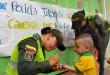 Las actividades han contado con la participación de padres de familia y docentes de las ciudadelas Juan Atalaya y La Libertad, los barrios Aeropuerto y Belén.  / Foto: PRENSA MECUC