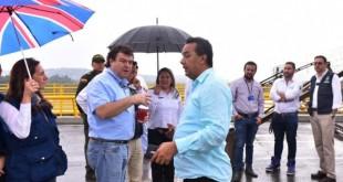En la visita de la comisión de la Defensoría participaron autoridades municipales, departamental y judiciales, Policía y Ejército.