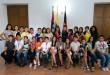 En el gabinete hacen parte 29 niñas y 11 niños, de los 40 municipios de Norte de Santander.  / Foto: PRENSA GOBERNACIÓN