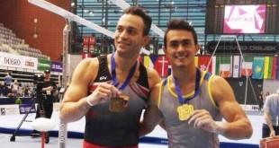 Las 90 medallas ganadas a lo largo de la carrera le permiten ser considerado el mejor gimnasta de la historia de Colombia.