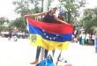Desiré Romero, de 27 años, es de extracción humilde, nacida y criada en el barrio Carapita, uno de los más pobres de Caracas. La situación del país la hizo emigrar. / Foto: www.contraluzcucuta.co